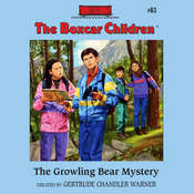 The Growling Bear Mystery, by Gertrude Chandler Warner