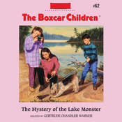 The Mystery of the Lake Monster Audiobook, by Gertrude Chandler Warner