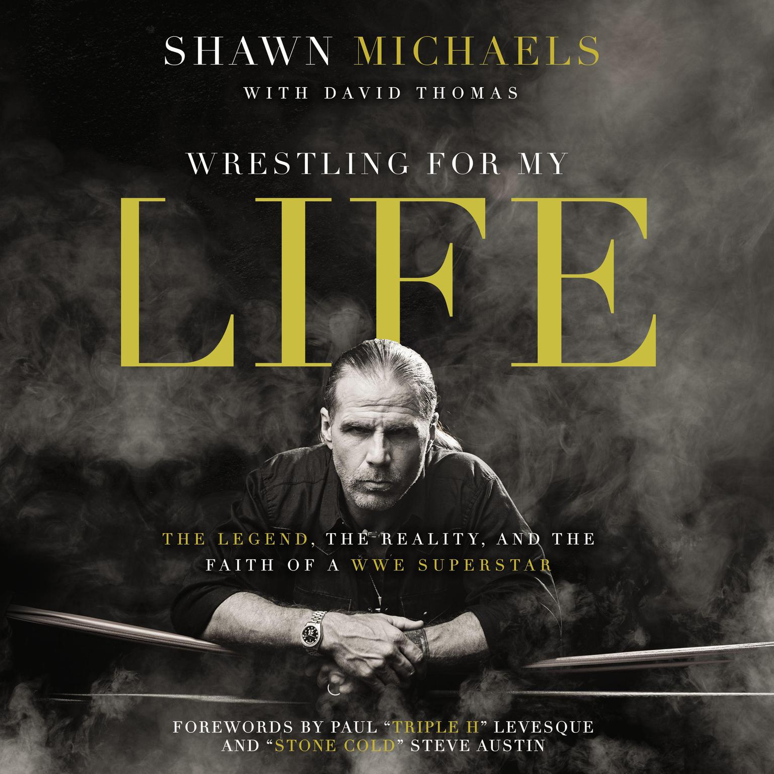 Printable Wrestling for My Life: The Legend, the Reality, and the Faith of a WWE Superstar Audiobook Cover Art
