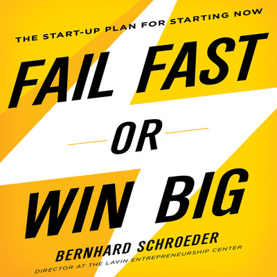 Fail Fast or Win Big: The Start-Up Plan for Starting Now Audiobook, by Bernhard Schroeder