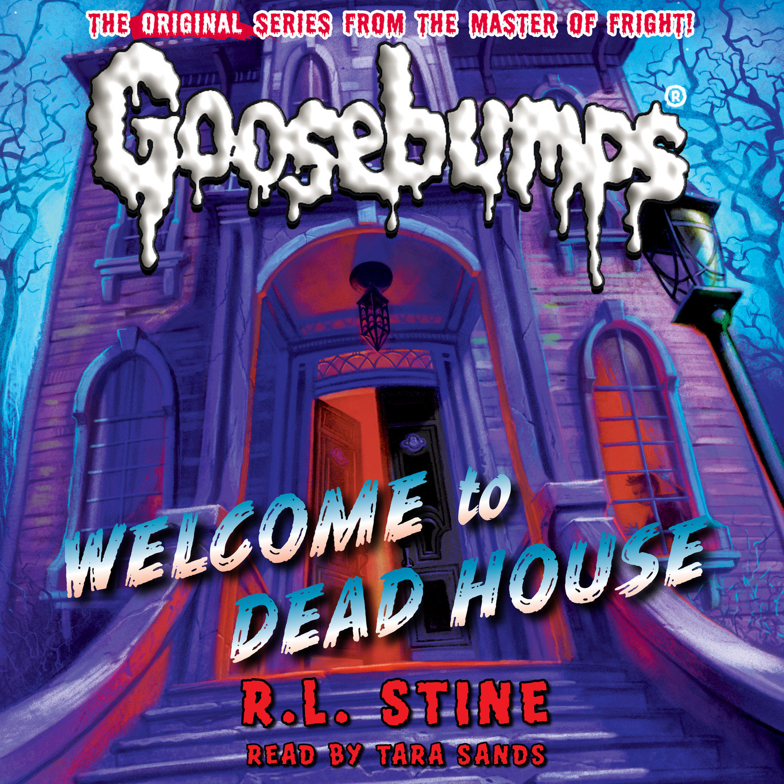 Printable Welcome to Dead House Audiobook Cover Art