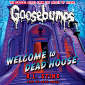 Welcome to Dead House Audiobook, by R. L. Stine