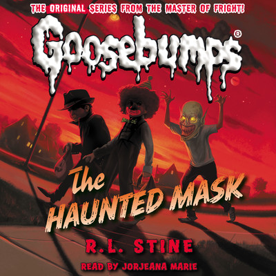 The Haunted Mask Audiobook, by R. L. Stine