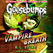 Vampire Breath Audiobook, by R. L. Stine