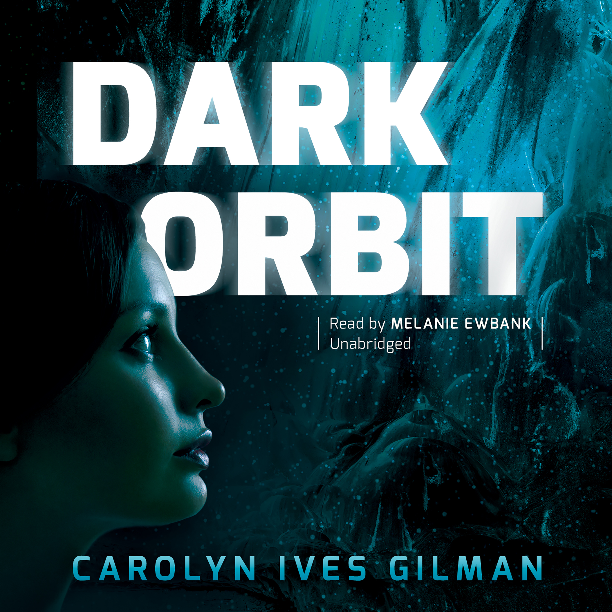 Printable Dark Orbit Audiobook Cover Art
