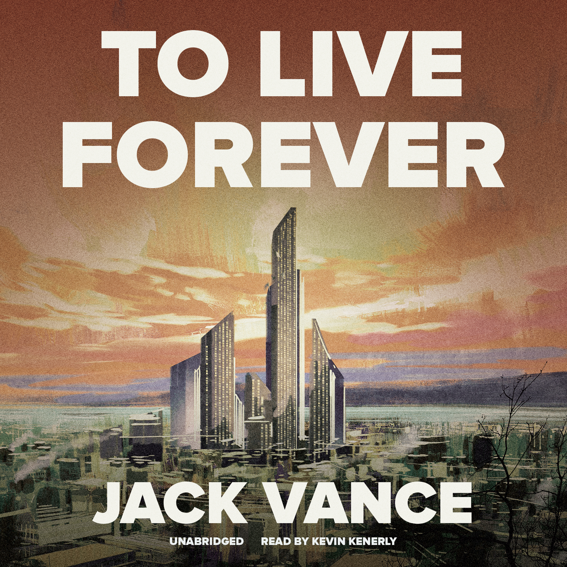 Printable To Live Forever Audiobook Cover Art