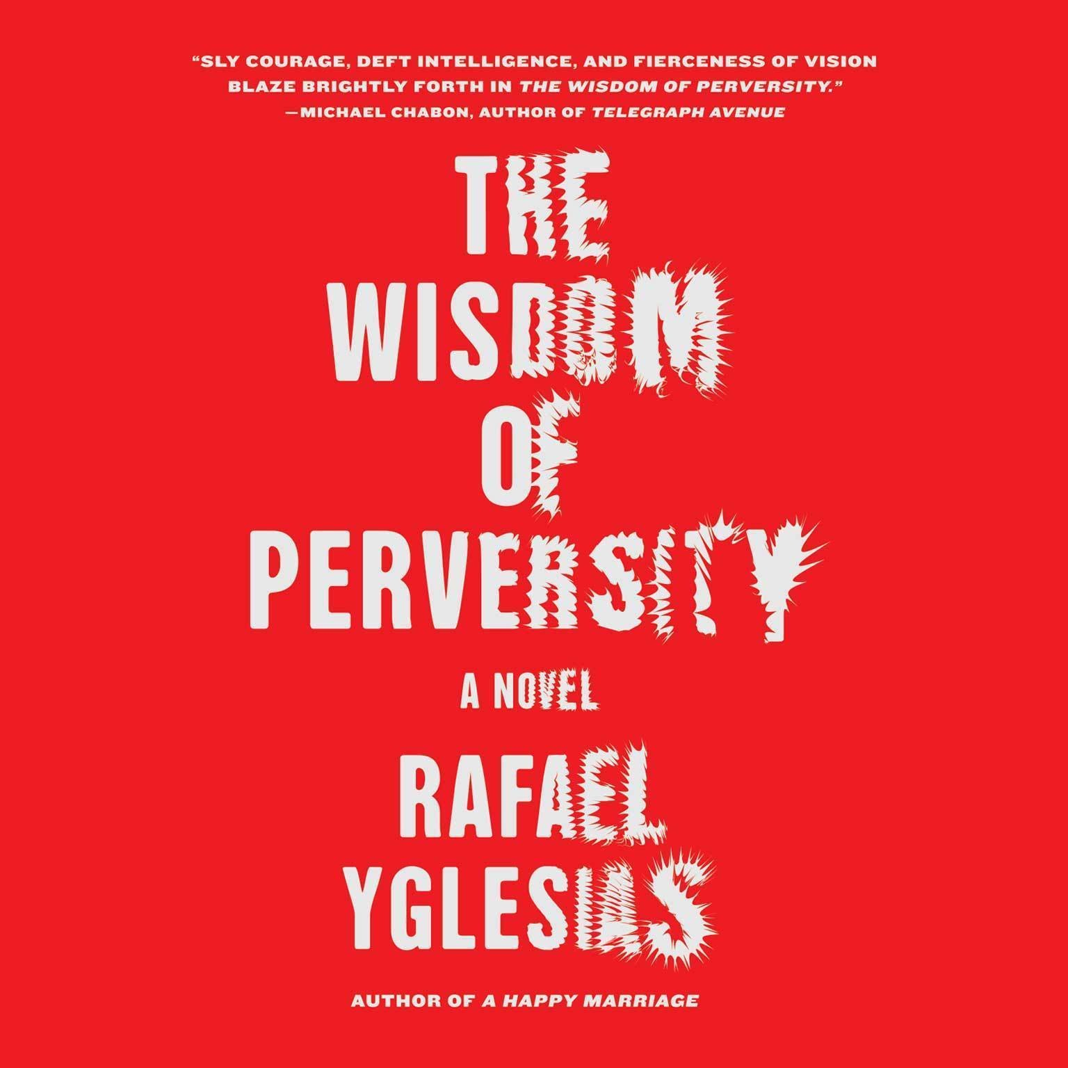 Printable The Wisdom of Perversity Audiobook Cover Art