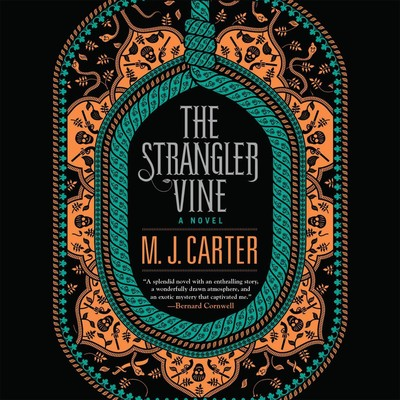 The Strangler Vine: A Novel Audiobook, by M.J. Carter