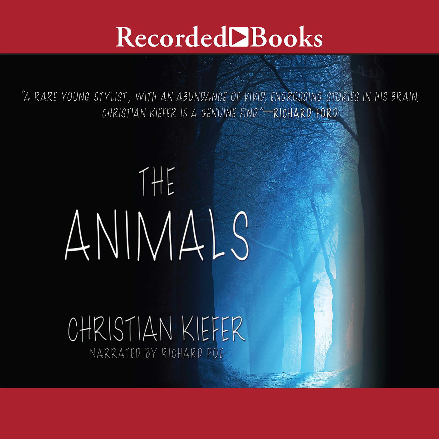 Printable The Animals: A Novel Audiobook Cover Art