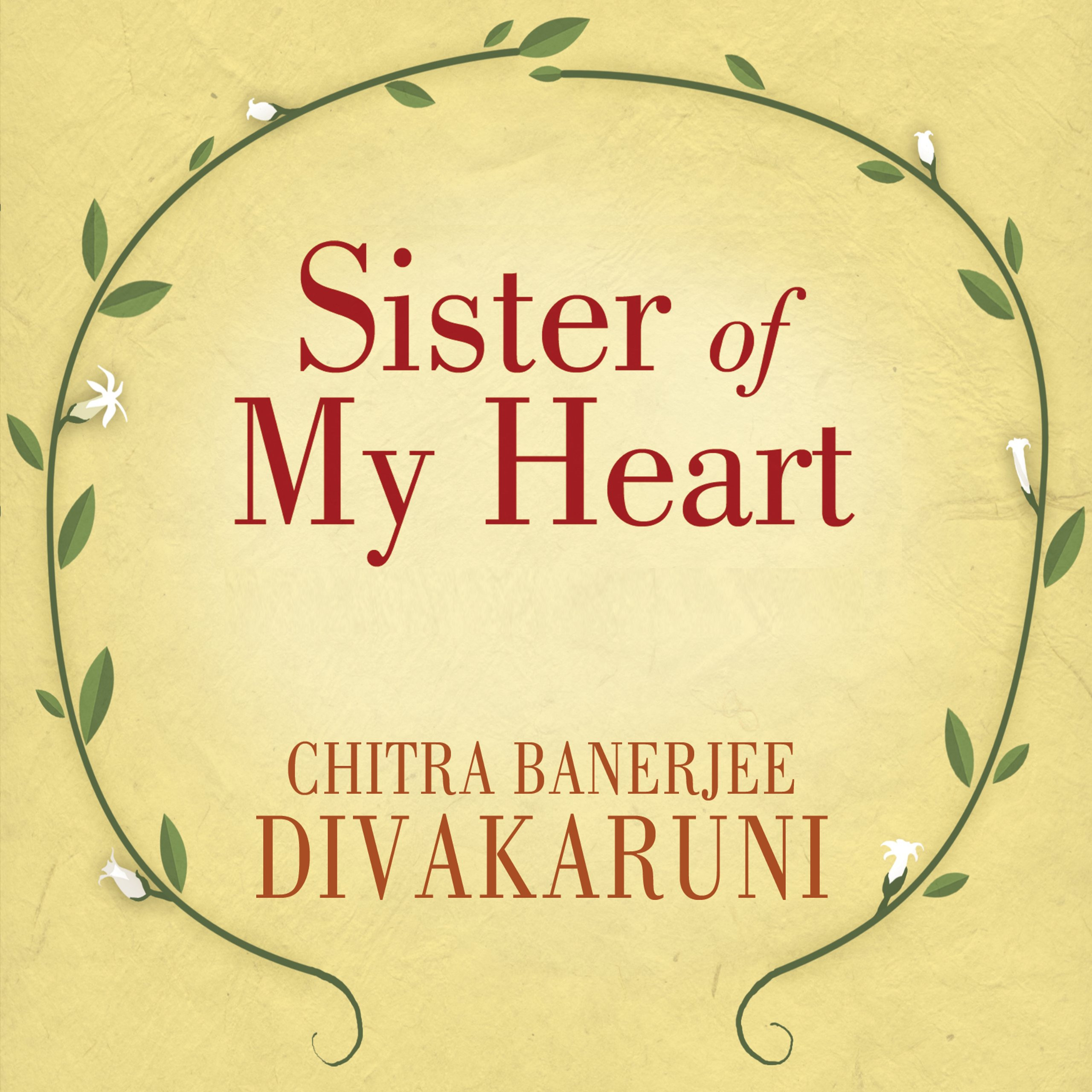 Printable Sister of My Heart: A Novel Audiobook Cover Art