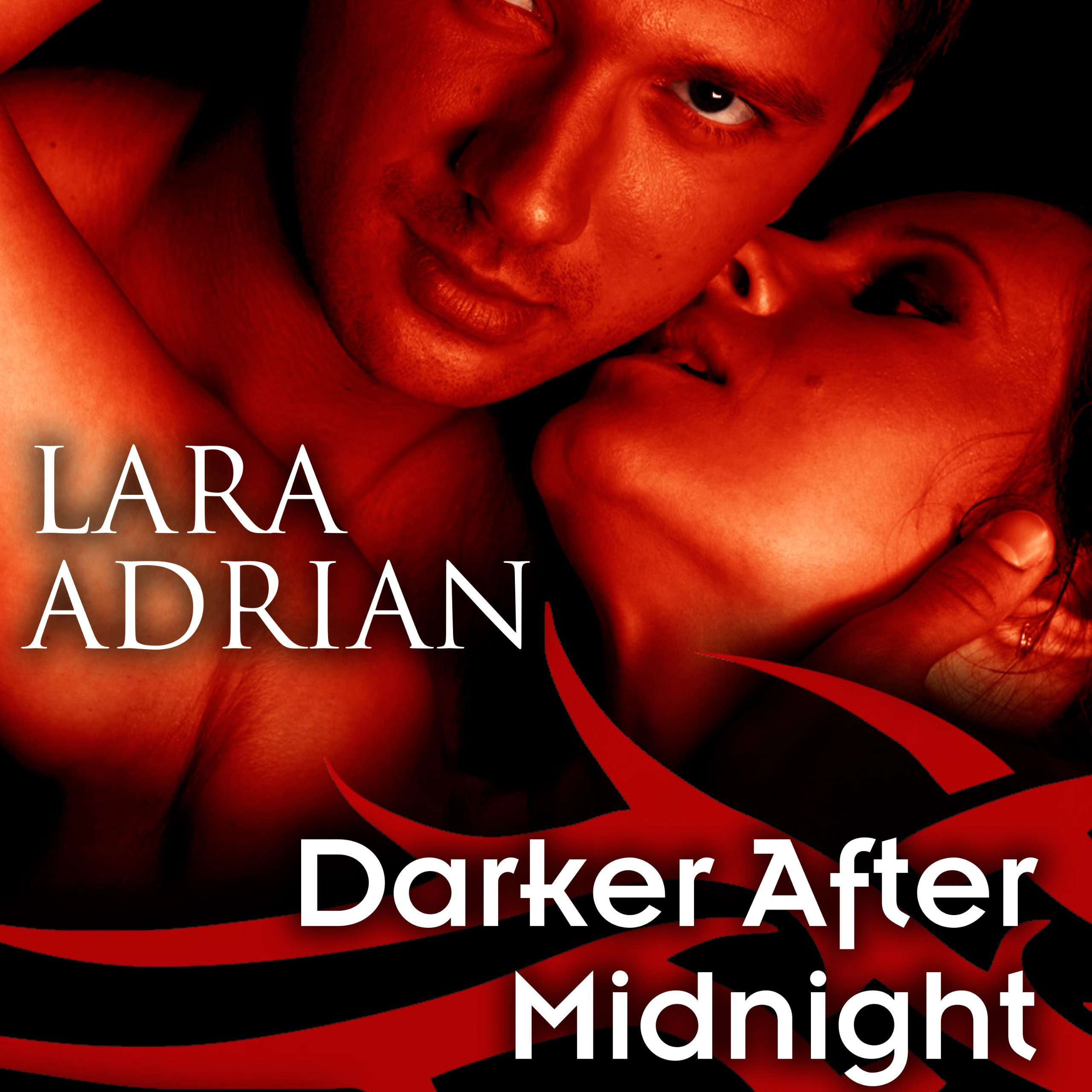 Printable Darker after Midnight Audiobook Cover Art