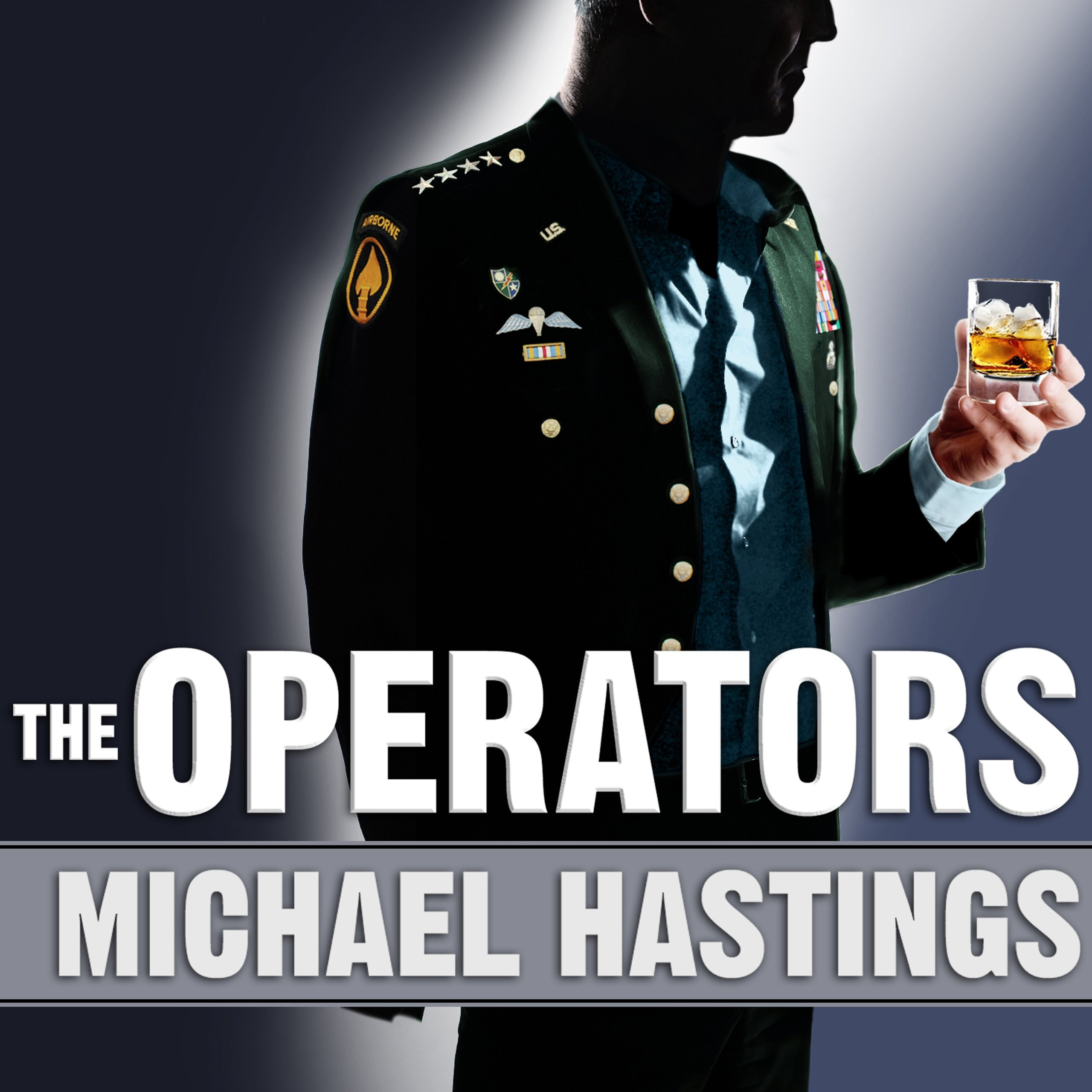 Printable The Operators: The Wild and Terrifying Inside Story of America's War in Afghanistan Audiobook Cover Art