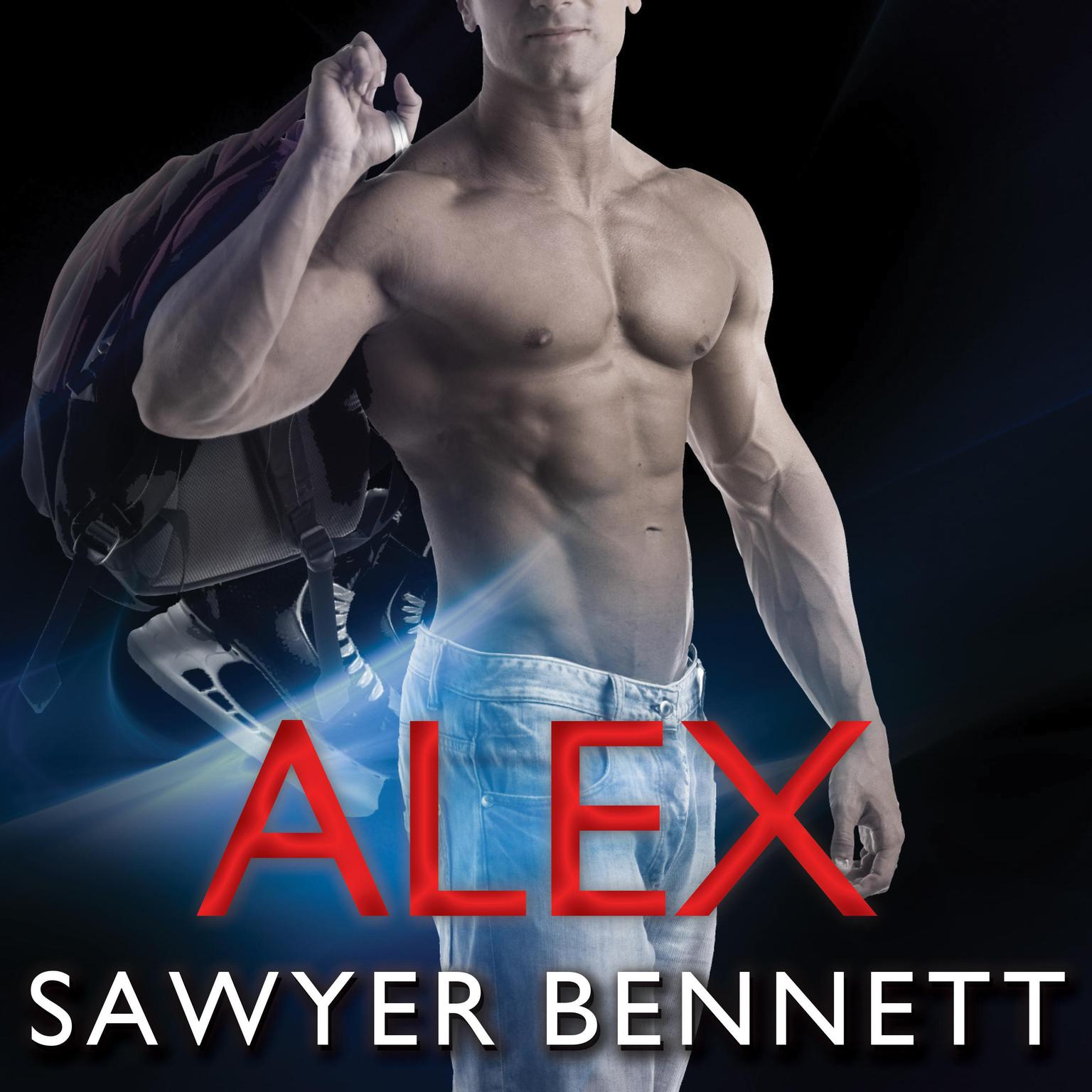Printable Alex Audiobook Cover Art
