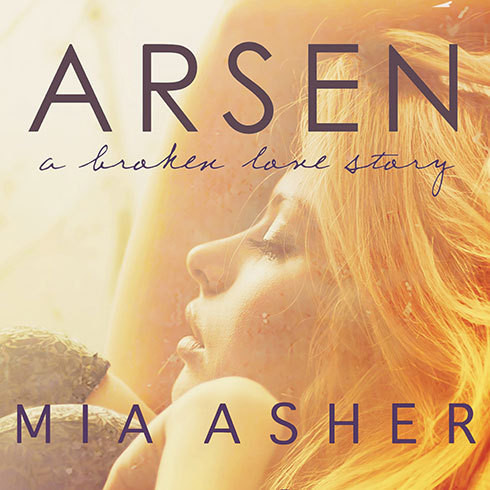 Printable Arsen: A Broken Love Story Audiobook Cover Art