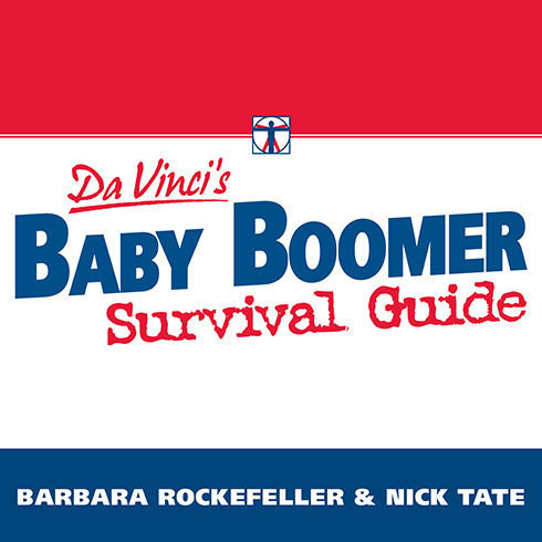 Printable DaVinci's Baby Boomer Survival Guide: Live, Prosper, and Thrive in Your Retirement Audiobook Cover Art