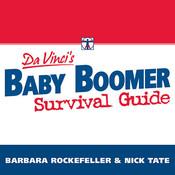 DaVinci's Baby Boomer Survival Guide: Live, Prosper, and Thrive in Your Retirement Audiobook, by Barbara Rockefeller, Nick J. Tate