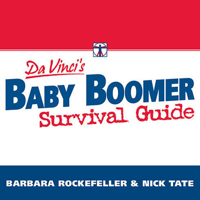 DaVinci's Baby Boomer Survival Guide: Live, Prosper, and Thrive in Your Retirement Audiobook, by Barbara Rockefeller