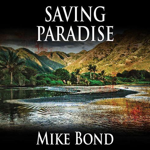 Printable Saving Paradise Audiobook Cover Art