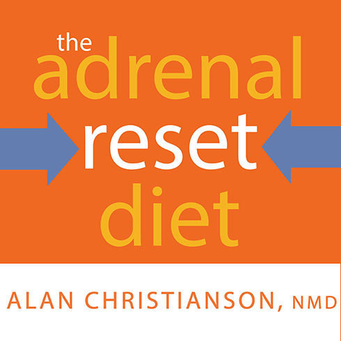 Printable The Adrenal Reset Diet: Strategically Cycle Carbs and Proteins to Lose Weight, Balance Hormones, and Move from Stressed to Thriving Audiobook Cover Art