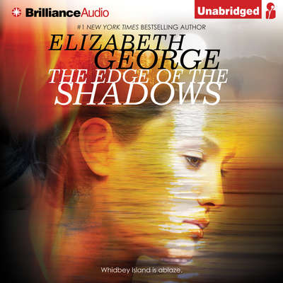 The Edge of the Shadows Audiobook, by Elizabeth George