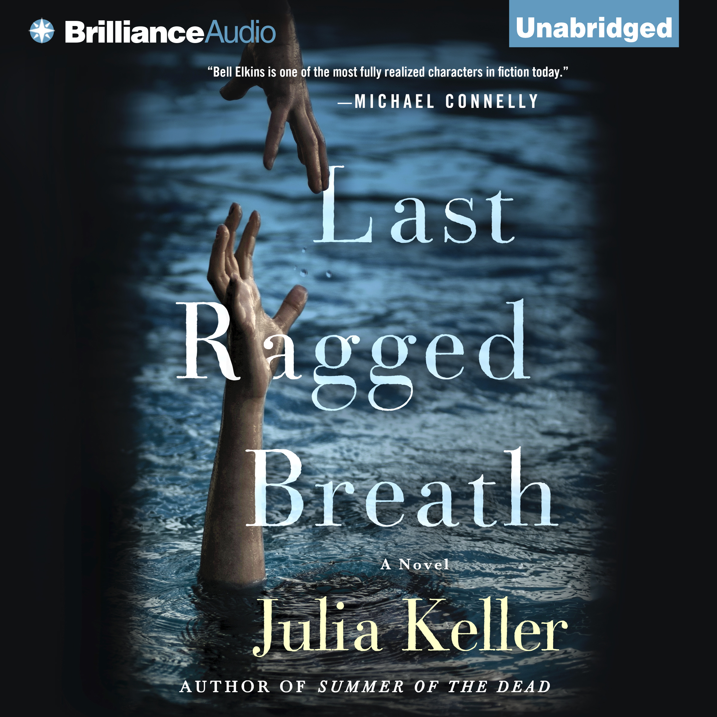 Printable Last Ragged Breath Audiobook Cover Art