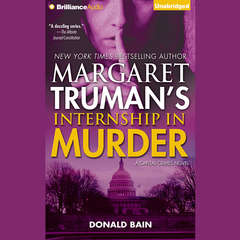 Internship in Murder Audiobook, by Margaret Truman, Donald Bain
