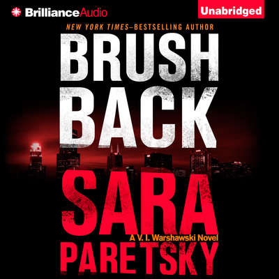 Brush Back Audiobook, by Sara Paretsky
