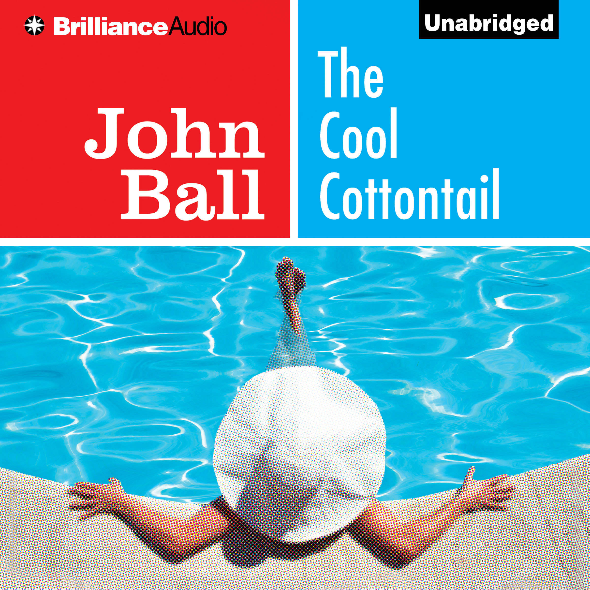 Printable The Cool Cottontail Audiobook Cover Art