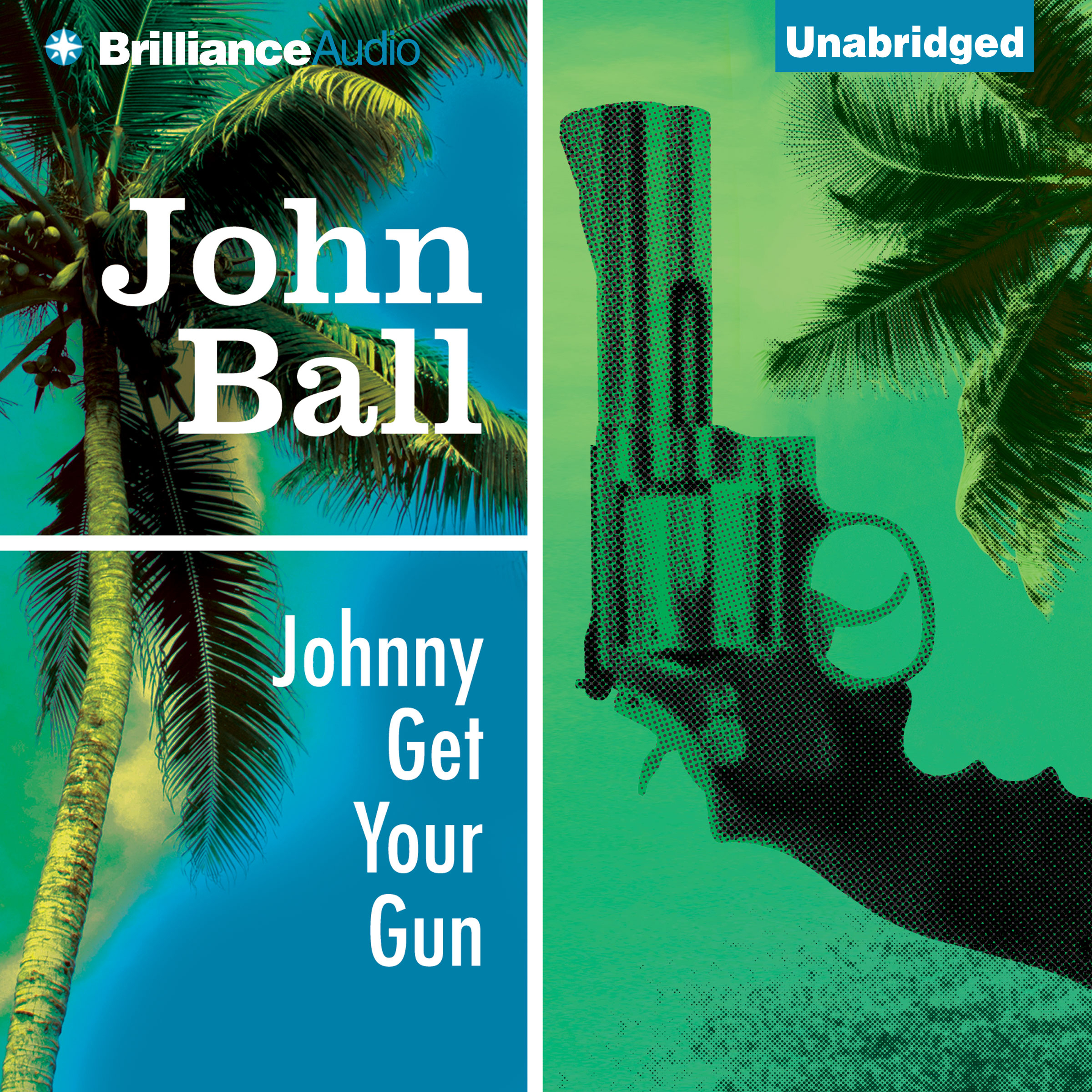 Printable Johnny Get Your Gun Audiobook Cover Art
