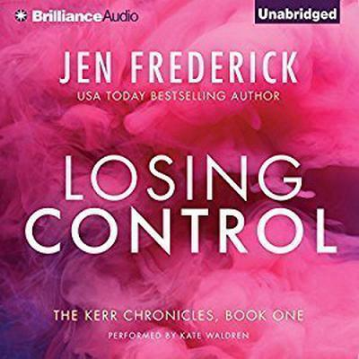 Losing Control Audiobook, by Jen Frederick