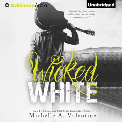 Wicked White Audiobook, by Michelle A. Valentine