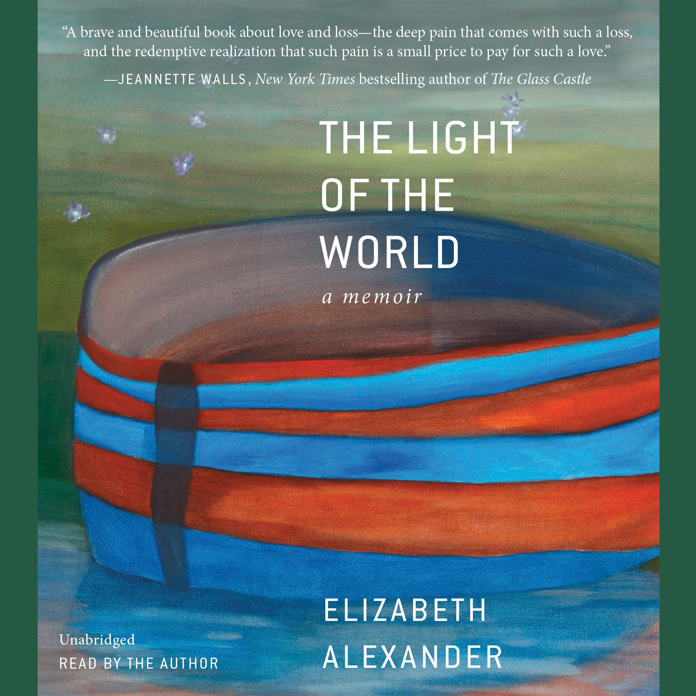 Printable The Light of the World: A Memoir Audiobook Cover Art