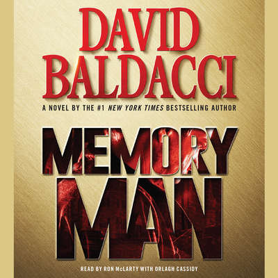 Memory Man Audiobook, by David Baldacci