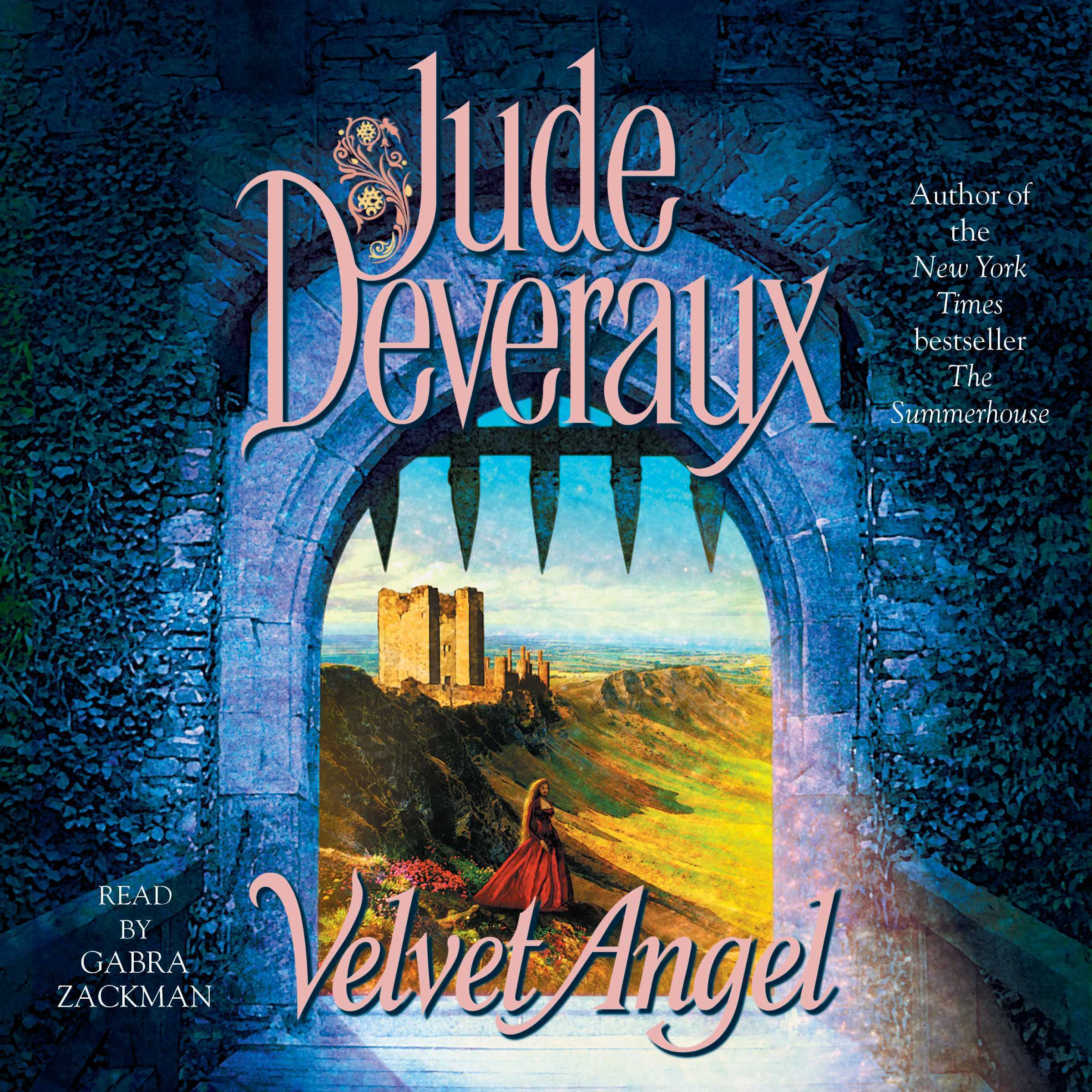 Printable Velvet Angel Audiobook Cover Art