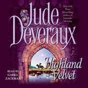 Highland Velvet Audiobook, by Jude Deveraux
