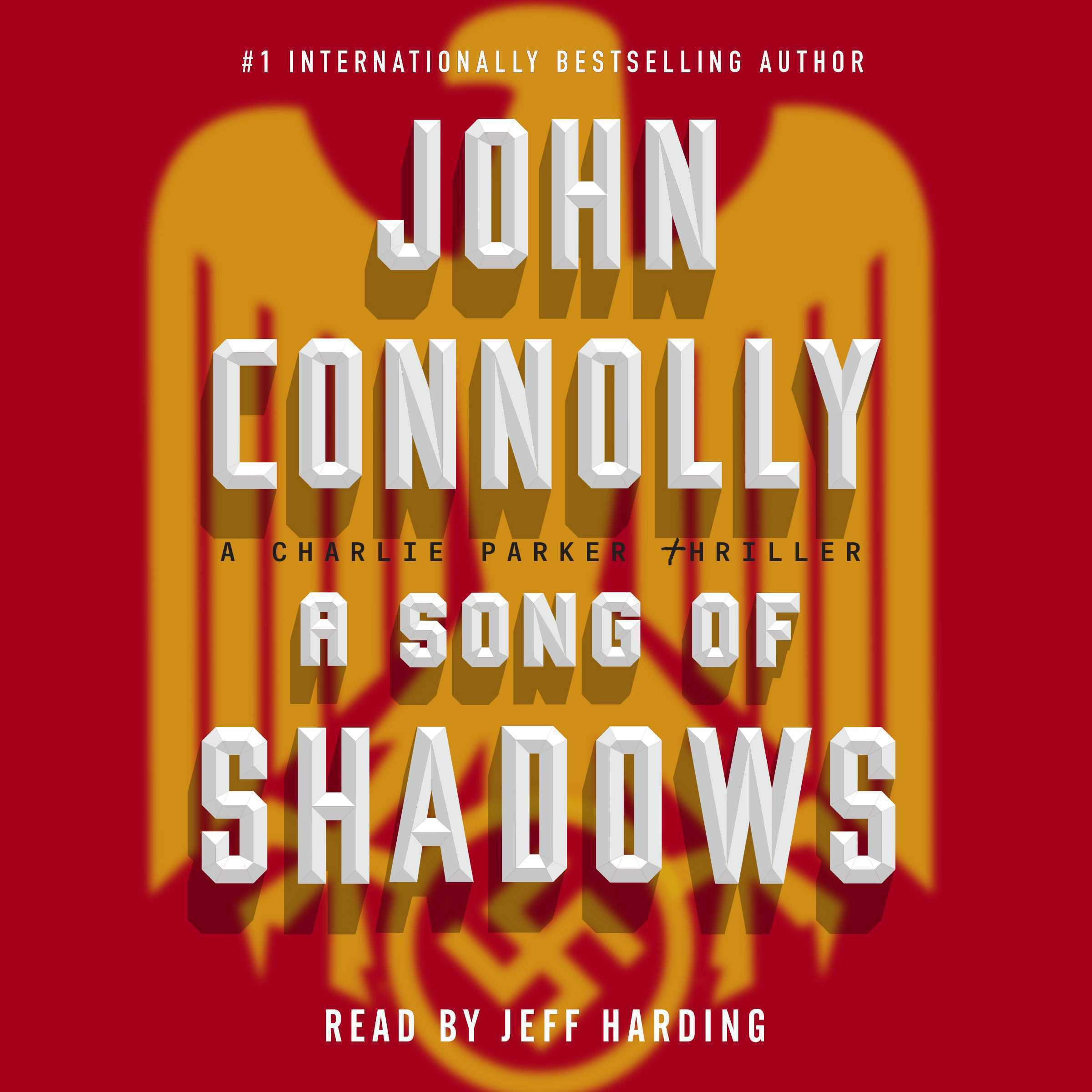 Printable A Song of Shadows: A Charlie Parker Thriller Audiobook Cover Art