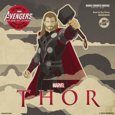 Marvel's Avengers Phase One: Thor Audiobook, by Marvel Press