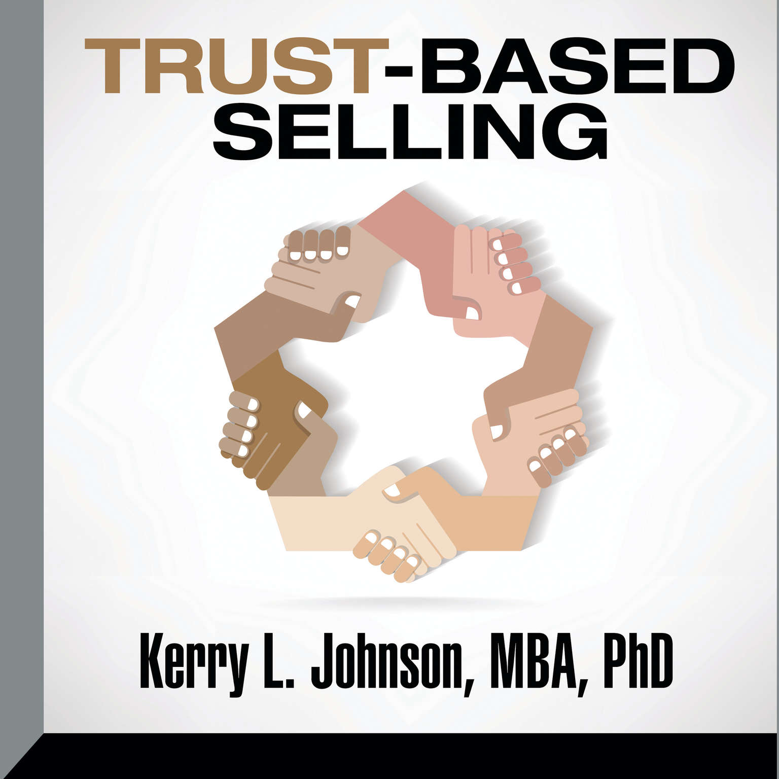 Printable Trust-Based Selling Audiobook Cover Art