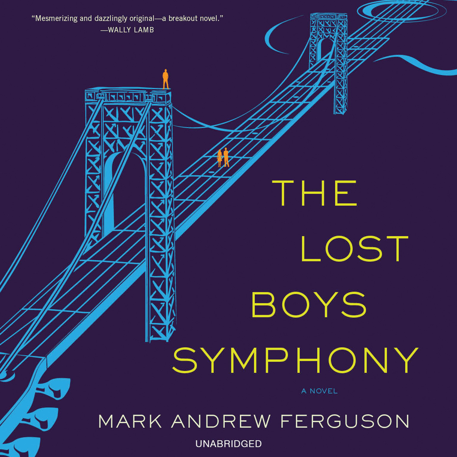 Printable The Lost Boys Symphony: A Novel Audiobook Cover Art