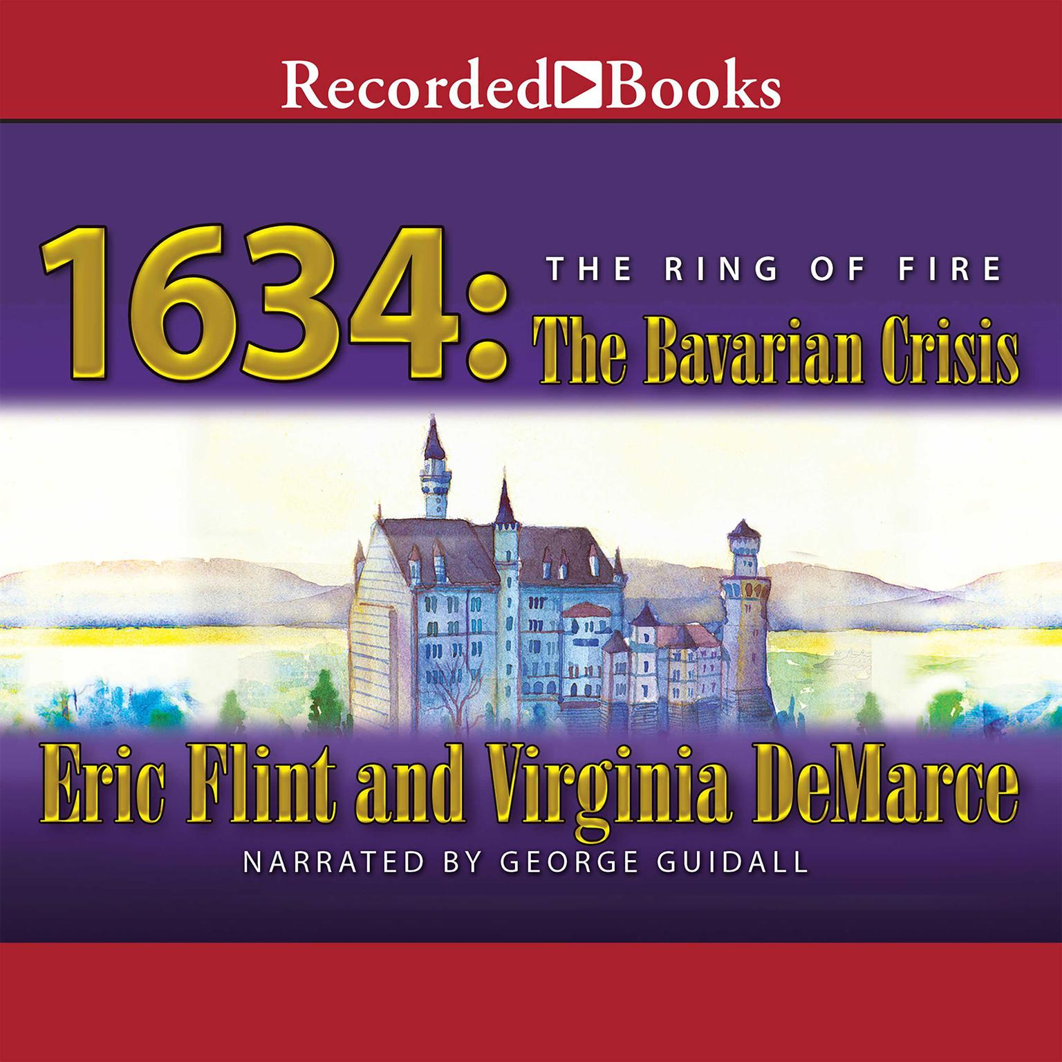 Printable 1634: The Bavarian Crisis Audiobook Cover Art