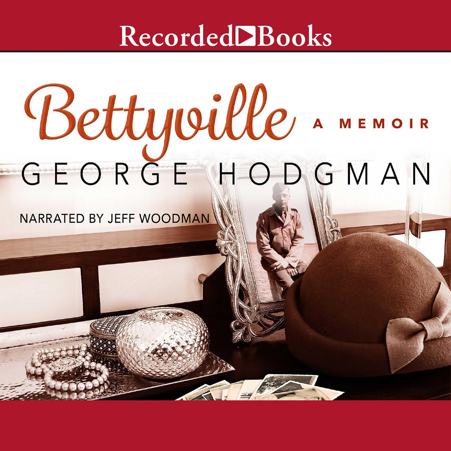 Printable Bettyville: A Memoir Audiobook Cover Art