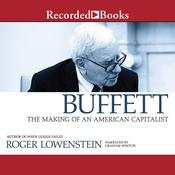 Buffett: The Making of an American Capitalist Audiobook, by Roger Lowenstein