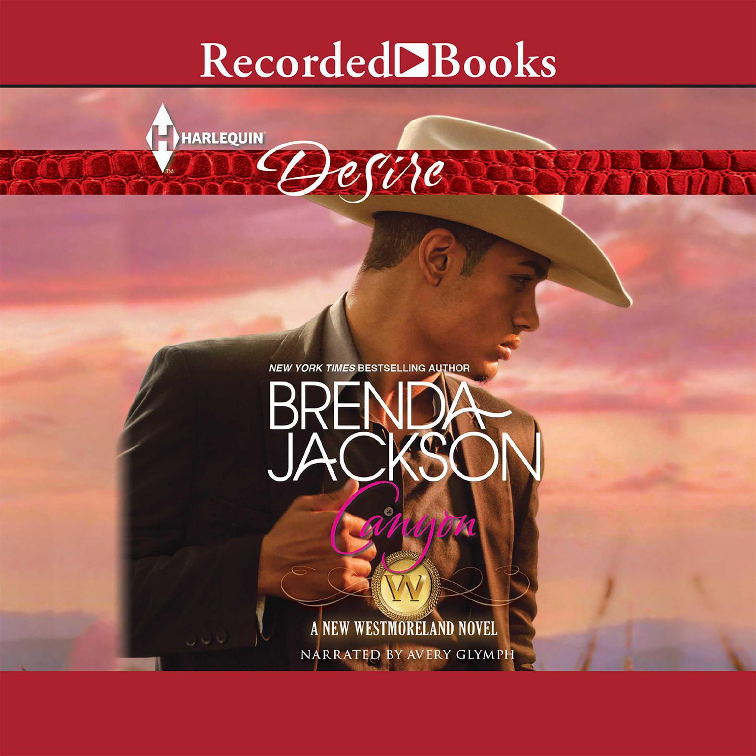 Printable Canyon Audiobook Cover Art
