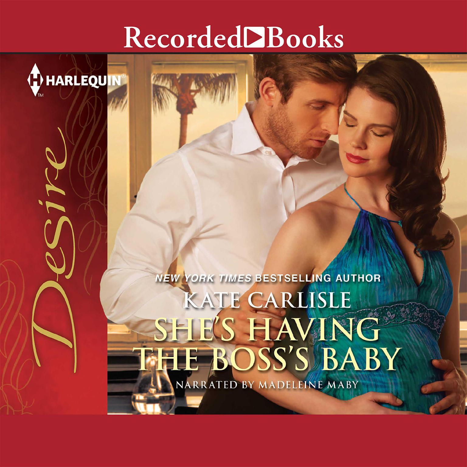 Printable She's Having the Boss's Baby Audiobook Cover Art