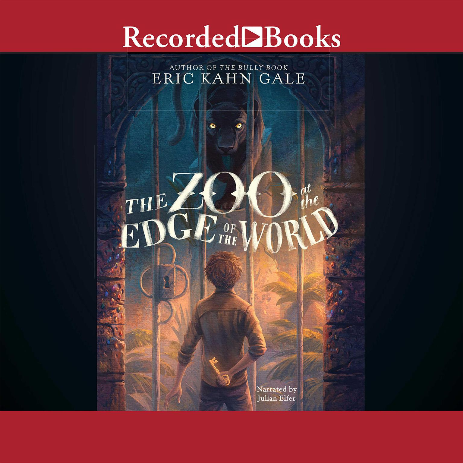 Printable The Zoo at the Edge of the World Audiobook Cover Art