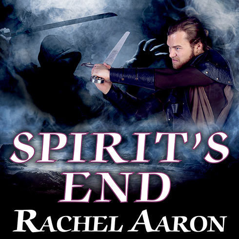 Printable Spirit's End: An Eli Monpress Novel Audiobook Cover Art