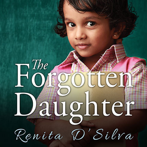 Printable The Forgotten Daughter Audiobook Cover Art
