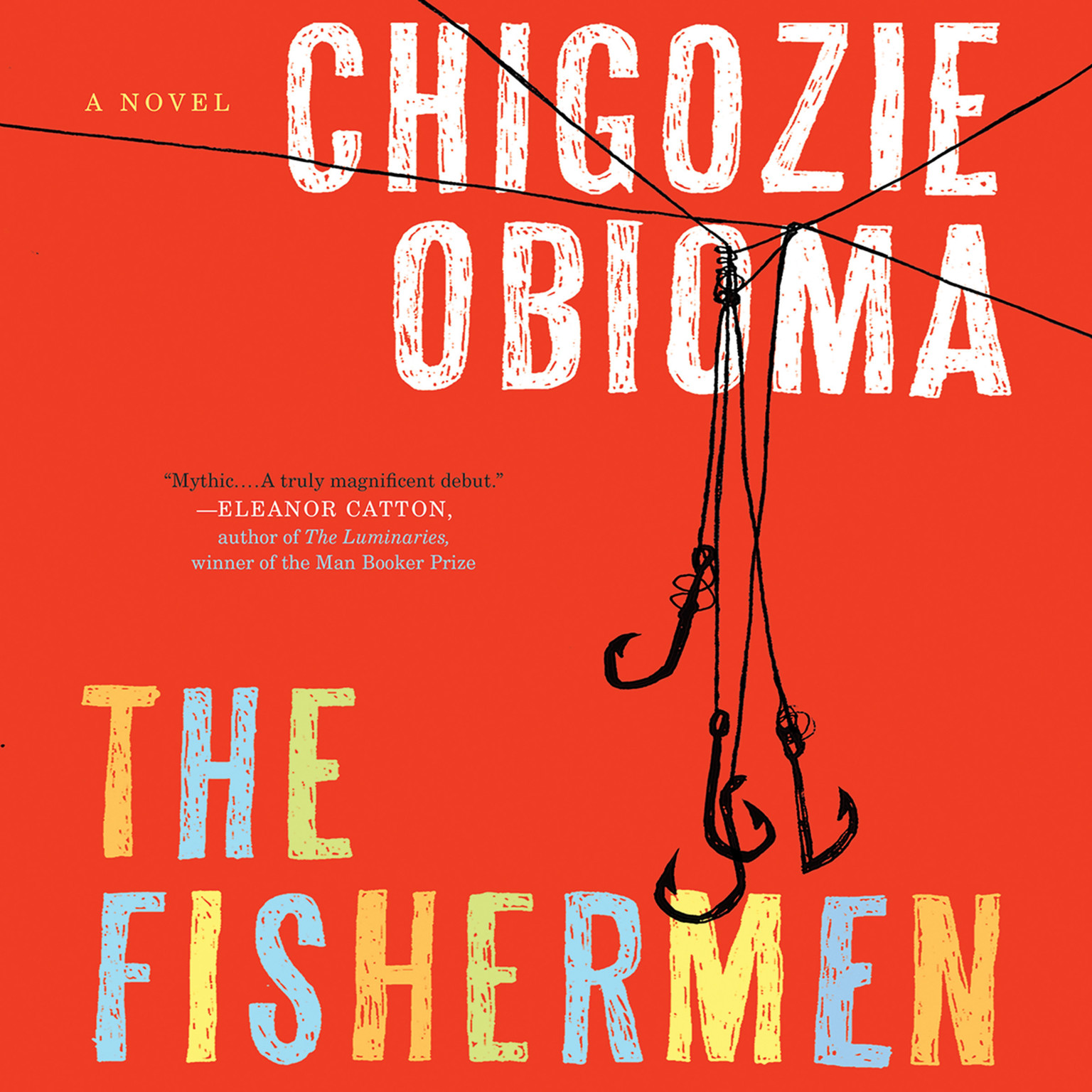 Printable The Fishermen: A Novel Audiobook Cover Art
