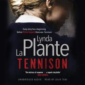 Tennison Audiobook, by Lynda La Plante