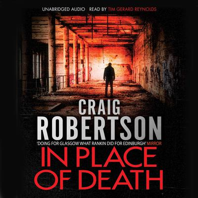 In Place of Death Audiobook, by Craig Robertson
